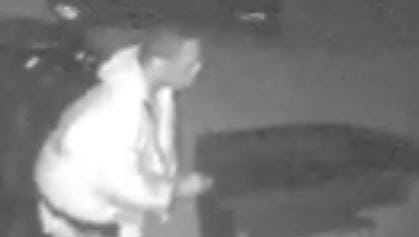 Surveillance footage released of the suspects in an Arden car break-in.