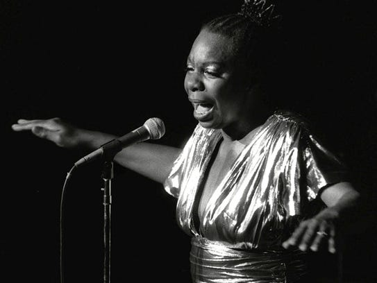 Nina Simone was a first-time Rock and Roll Hall of