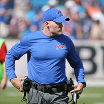 Bills coach Sean McDermott ready to put protests behind team, focus on Falcons
