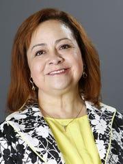Isabel Baca, English professor at UTEP.