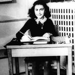 Remember Anne Frank as a typical young girl