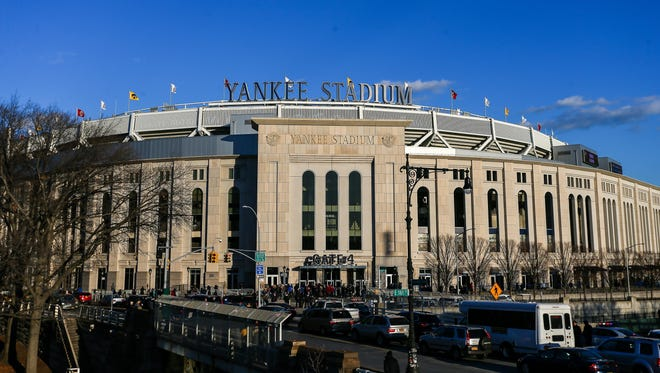 Yankee Stadium will expand the netting around the field for extra fan protection.