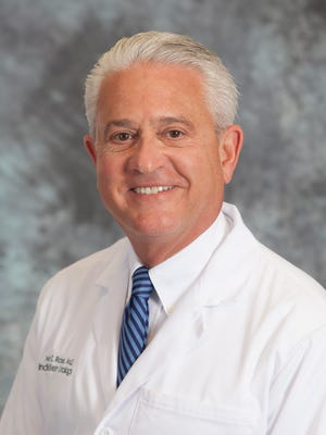 Dr. Marc Rose is the only urologist on the Treasure Coast, but among about two dozen in Florida,  performing the UroLift procedure.