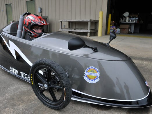 Brewbaker Tech Competing In Electrathon Race Monday