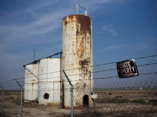 California Oil - Imperiled Aquifers