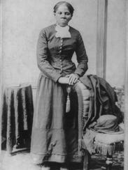 Harriet Tubman (born Araminta Ross, March 1822-March