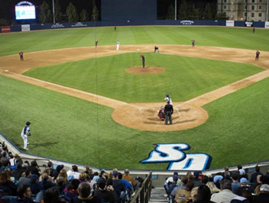 Fowler Baseball Park at the University of San Diego.
