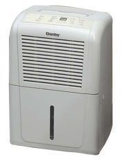Dehumidifiers such as this one by Danby have been recalled because of a fire hazard.