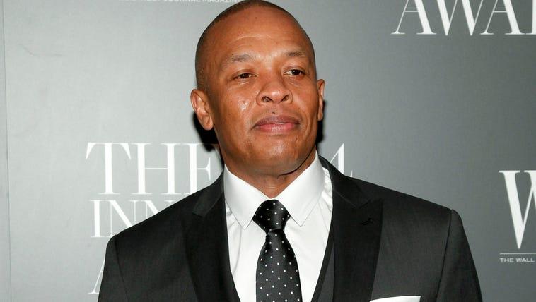 Dr. Dre attends the WSJ. Magazine 2014 Innovator Awards