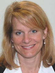 Teri L. Henning, president of the Pennsylvania NewsMedia Association