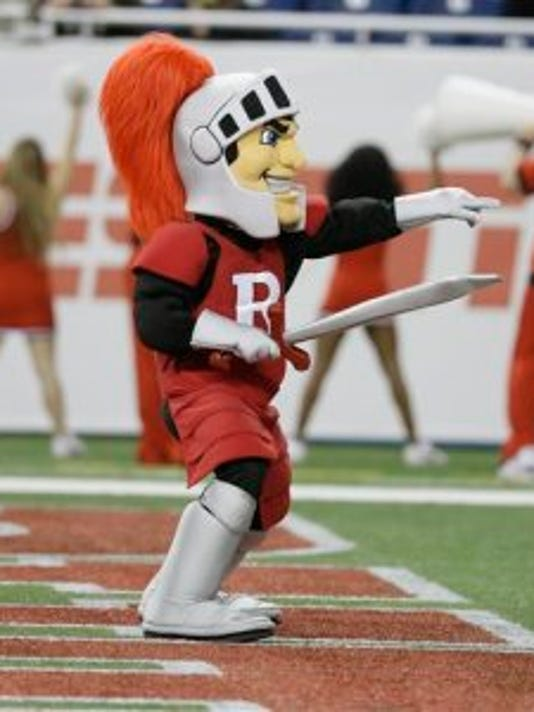 Rutgers was named the winner of the 2014 Lambert-Meadowlands Trophy as the best team in the East of the Football Bowl Subdivision.(Photo: AP)