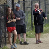 Keel steps down after 37 years leading Homestead softball