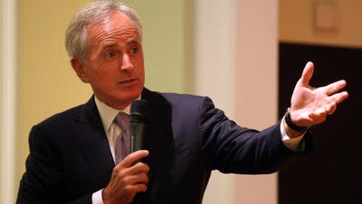 "U.S. Senate Foreign Relations Committee Chairman Bob Corker, R-Tenn., said Tuesday he begins review of a new Iranian nuclear agreement from a place of ""deep skepticism."""