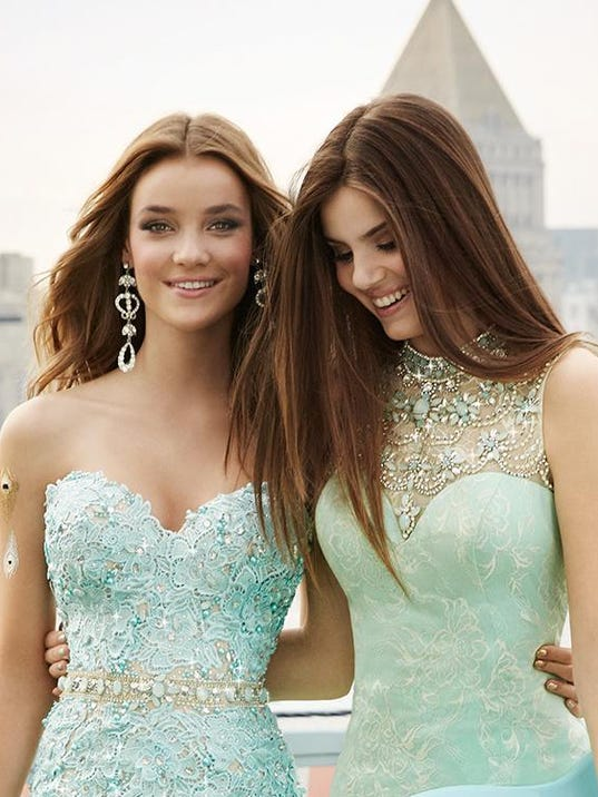 Camille La Vie Launches 2015 Prom Dresses