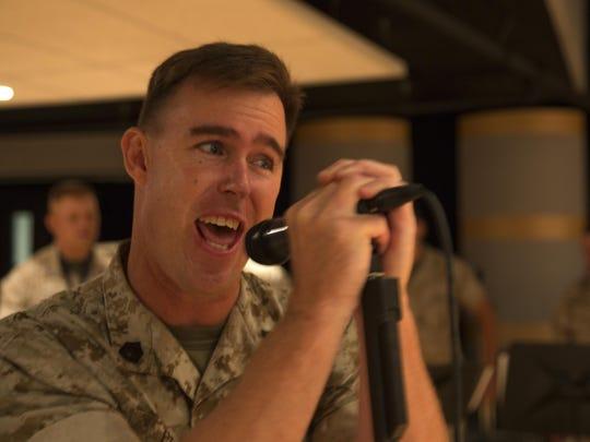 The Third Marine Aircraft Wing Band's The Rock Band