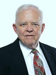 Thomas Davis, UTEP civil engineering professor and
