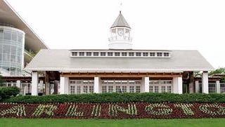 Louisville-based Churchill Downs Inc. owns Arlington International Racecourse, also known as Arlington Park, in Arlington Heights, Ill.
