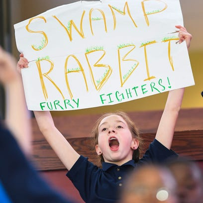 Swamp Rabbits win fifth in a row