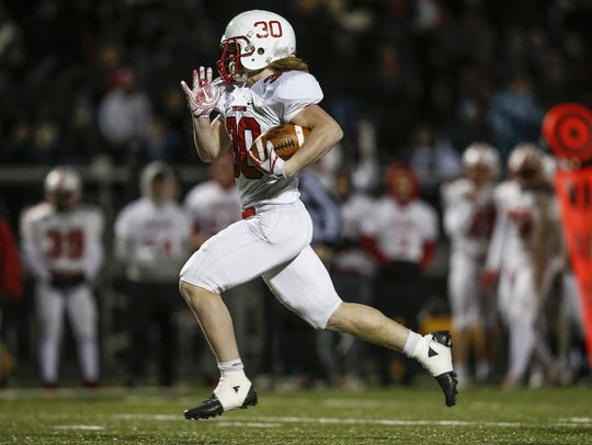 Center Grove's Carson Steele
