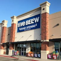 Grand opening of Five Below's first West Texas store is Friday in Abilene