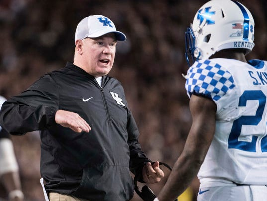 Mark Stoops, Sihiem King