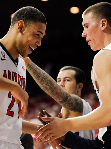 azcentral sports' Doug Haller ranks all 12 teams in the Pac-12 through Jan. 20, 2015. Who impressed last week? (*Projected NCAA Tournament team)