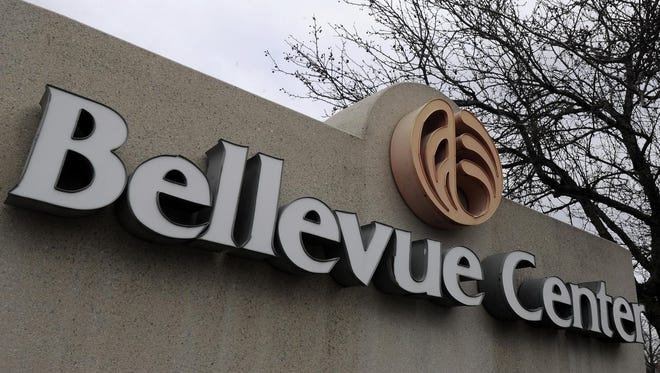 The largely empty Bellevue Center could be razed in late summer to make way for a $200 million redevelopment project.