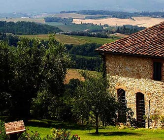 A day in Chianti for food, wine and a 20th anniversary celebration