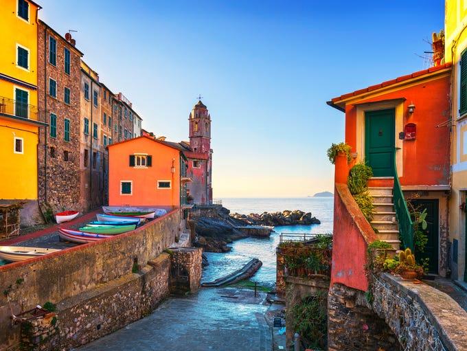 Tellaro, Liguria: The famed Italian villages of Cinque
