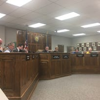 Kenergy reps speak to Henderson Fiscal Court about billing outcry