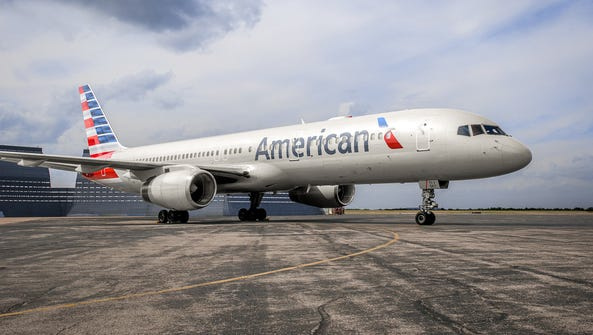 The reduction by one-third of American Airlines' pilot