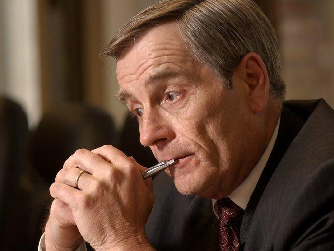 U.S. Rep. Gerald Kleczka talks about his career during
