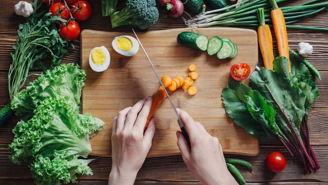 March is National Nutrition Month - a perfect time to put your best fork forward.