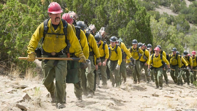 """""""Only the Brave"""" is the true story of an elite team that battled a fierce Arizona wildfire in 2013."""