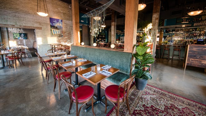 Bywater American Bistro opened in in the Rice Mill Lofts in New Orleans' Bywater neighborhood on March 15.