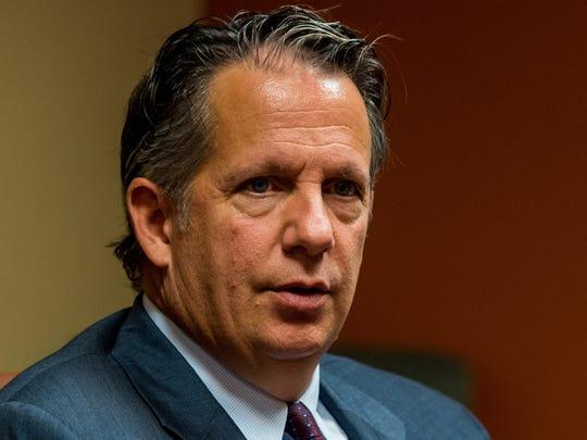Mayor-President Joel Robideaux