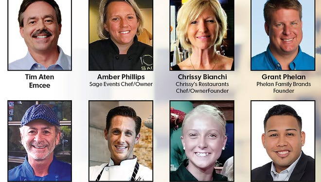 """""""Behind the Kitchen Door,"""" the Naples Daily News' inaugural event in the Southwest Florida Storytellers Project provides an exclusive look at the restaurant world with firsthand stories by community members who have made their mark on the local culinary scene."""