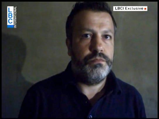 EPA FILE LEBANON TURKEY SYRIA CONFLICT_001