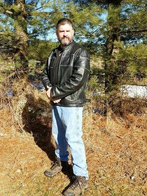 Wood County Investigator-Sgt. Jay Shroda