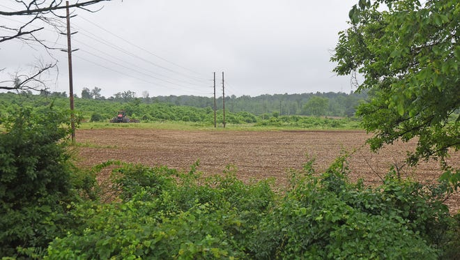 The Western Reserve Land Conservancy is looking to create a nearly 300-acre land conservancy in the area where Springfield, Troy, Washington and Madison townships meet just west of the Mansfield City limits on the city's south side.