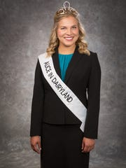Crystal Siemers-Peterman is the current Alice in Dairyland.