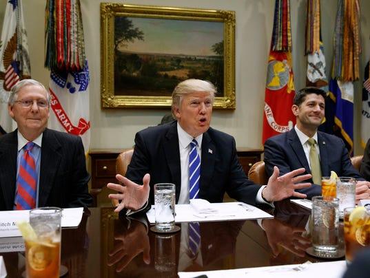 AP TRUMP REPUBLICANS A FILE USA DC