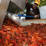 Pensacola Crawfish Festival is back to feed crawdad cravings
