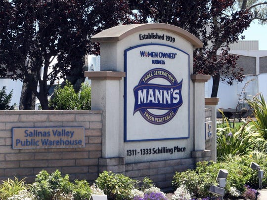 Mann Packing Co. is headquartered in Salinas, California.