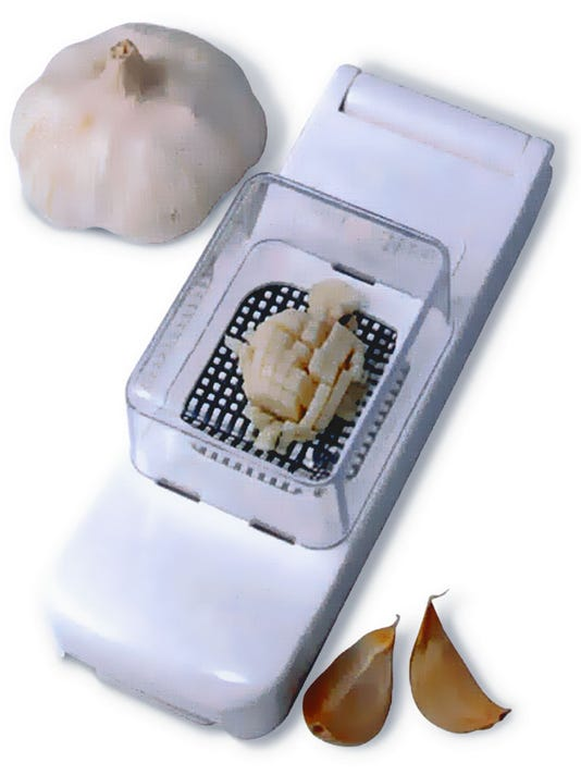 Fantastisk The Best | Alligator garlic chopper JN-19