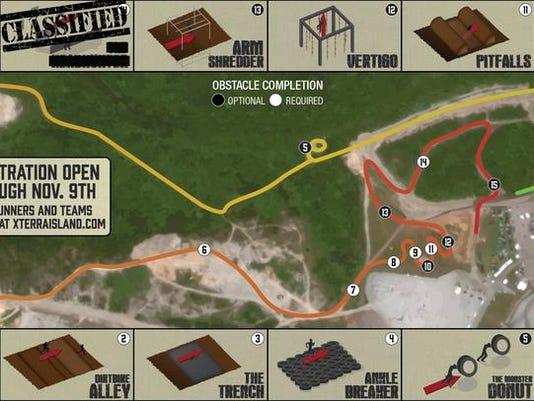 KONQUER map