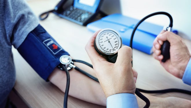 Untreated hypertension can weaken the heart and lead to heart attack or stroke.
