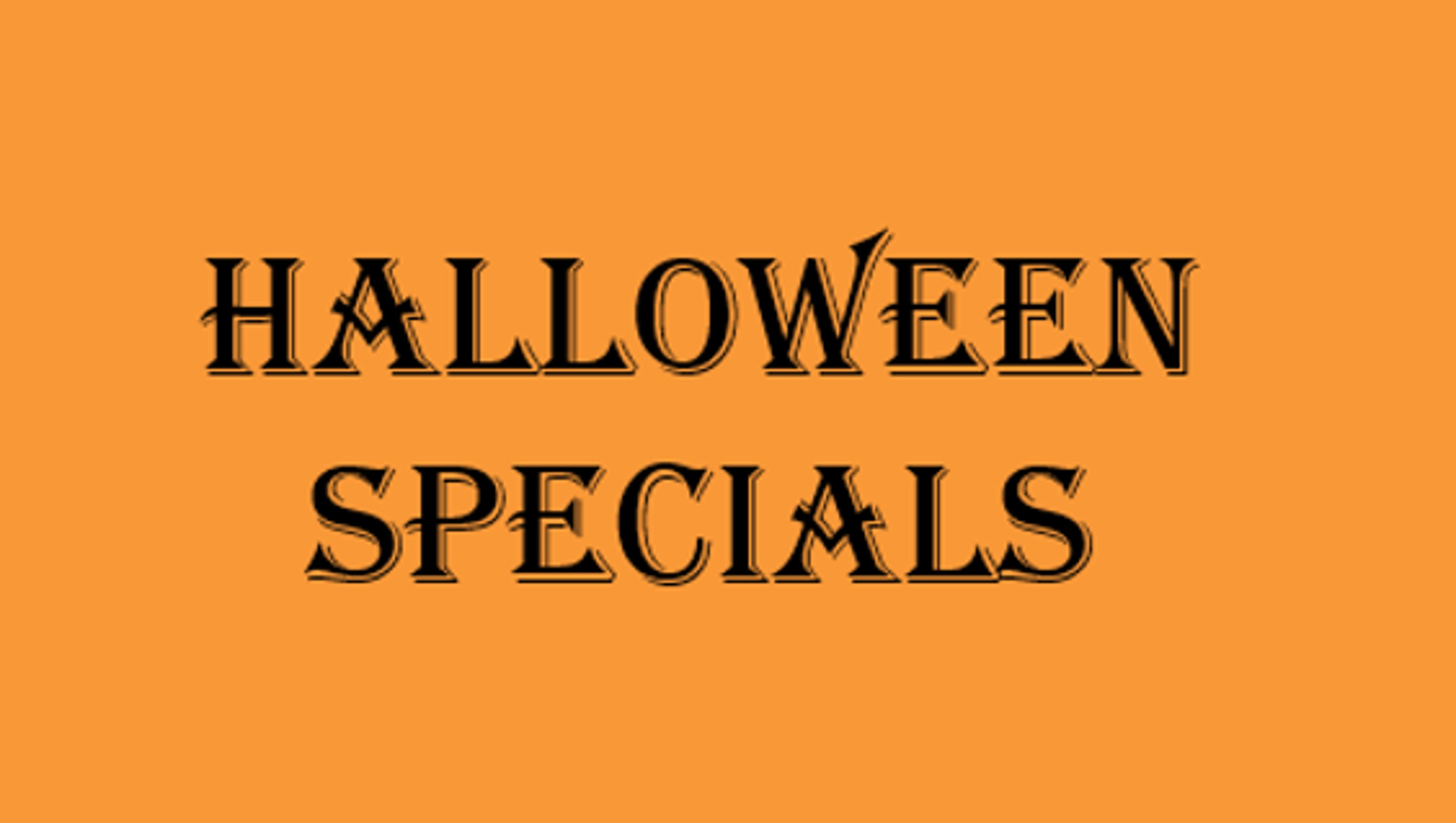Halloween Television Specials