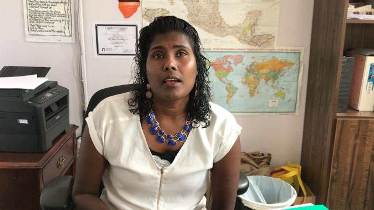 Video: Advocate talks care conditions at detention facilities
