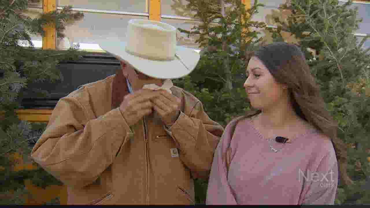Man Who Collapsed At Familys Fort Collins Christmas Tree Lot Saved